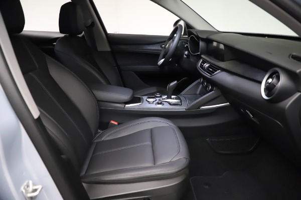 New 2021 Alfa Romeo Stelvio Q4 for sale Sold at Maserati of Greenwich in Greenwich CT 06830 24