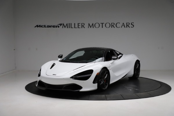 Used 2020 McLaren 720S Spider for sale Sold at Maserati of Greenwich in Greenwich CT 06830 10