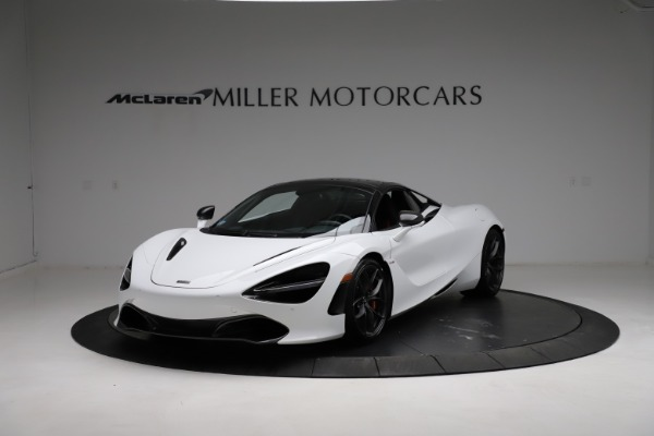 Used 2020 McLaren 720S Spider for sale Sold at Maserati of Greenwich in Greenwich CT 06830 11