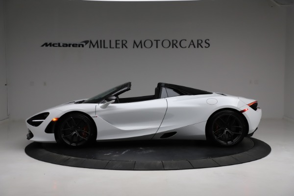 Used 2020 McLaren 720S Spider for sale Sold at Maserati of Greenwich in Greenwich CT 06830 2