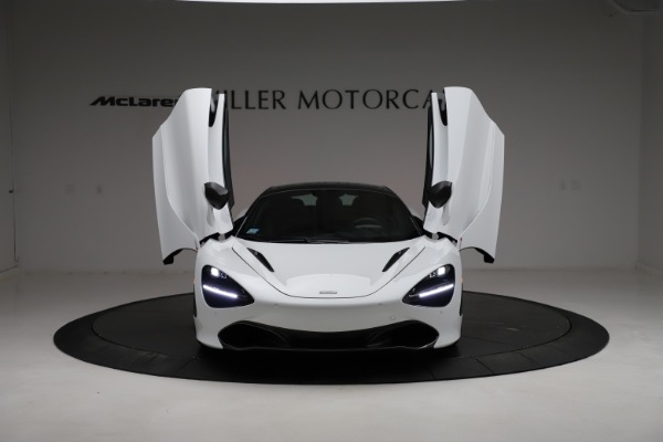 Used 2020 McLaren 720S Spider for sale Sold at Maserati of Greenwich in Greenwich CT 06830 22