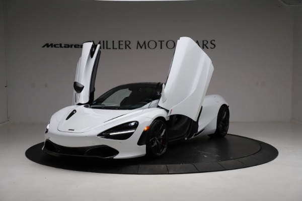 Used 2020 McLaren 720S Spider for sale Sold at Maserati of Greenwich in Greenwich CT 06830 23