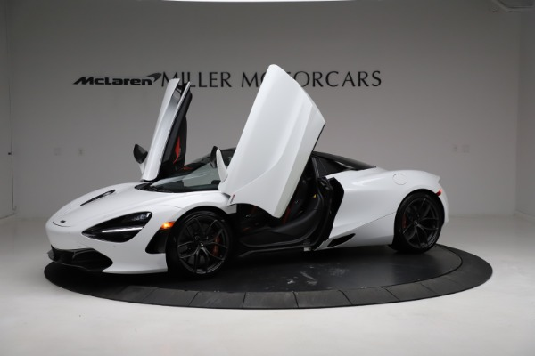 Used 2020 McLaren 720S Spider for sale Sold at Maserati of Greenwich in Greenwich CT 06830 24