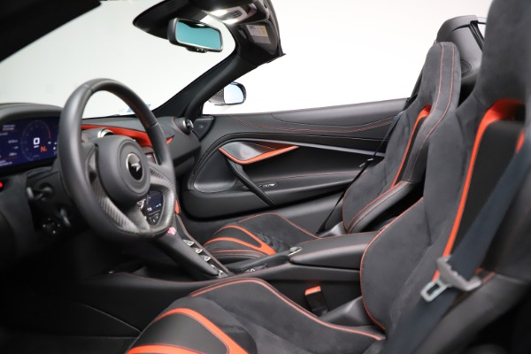 Used 2020 McLaren 720S Spider for sale Sold at Maserati of Greenwich in Greenwich CT 06830 25
