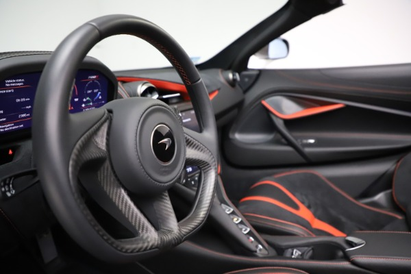 Used 2020 McLaren 720S Spider for sale Sold at Maserati of Greenwich in Greenwich CT 06830 26