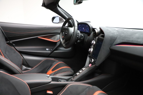 Used 2020 McLaren 720S Spider for sale Sold at Maserati of Greenwich in Greenwich CT 06830 28