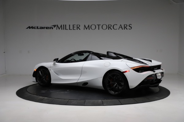 Used 2020 McLaren 720S Spider for sale Sold at Maserati of Greenwich in Greenwich CT 06830 3