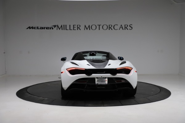 Used 2020 McLaren 720S Spider for sale Sold at Maserati of Greenwich in Greenwich CT 06830 4