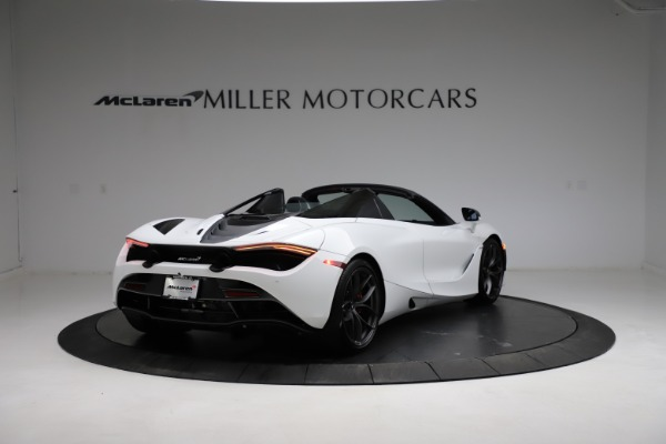 Used 2020 McLaren 720S Spider for sale Sold at Maserati of Greenwich in Greenwich CT 06830 5
