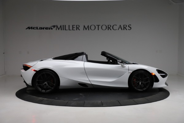 Used 2020 McLaren 720S Spider for sale Sold at Maserati of Greenwich in Greenwich CT 06830 6