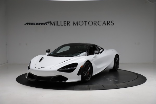 Used 2020 McLaren 720S Spider for sale Sold at Maserati of Greenwich in Greenwich CT 06830 8