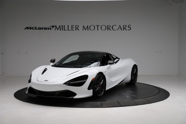 Used 2020 McLaren 720S Spider for sale Sold at Maserati of Greenwich in Greenwich CT 06830 9