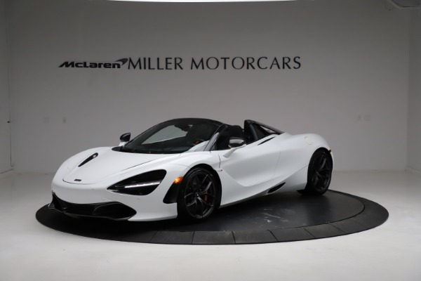 Used 2020 McLaren 720S Spider for sale Sold at Maserati of Greenwich in Greenwich CT 06830 1
