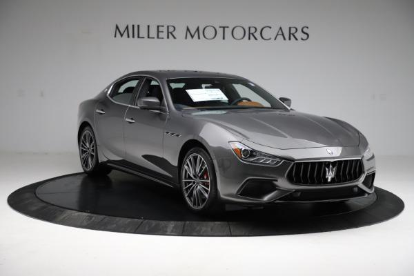 New 2021 Maserati Ghibli S Q4 for sale $90,525 at Maserati of Greenwich in Greenwich CT 06830 12