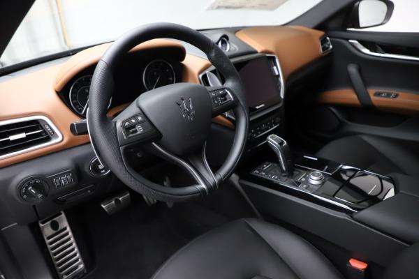 New 2021 Maserati Ghibli S Q4 for sale $90,525 at Maserati of Greenwich in Greenwich CT 06830 13