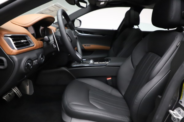 New 2021 Maserati Ghibli S Q4 for sale $90,525 at Maserati of Greenwich in Greenwich CT 06830 14