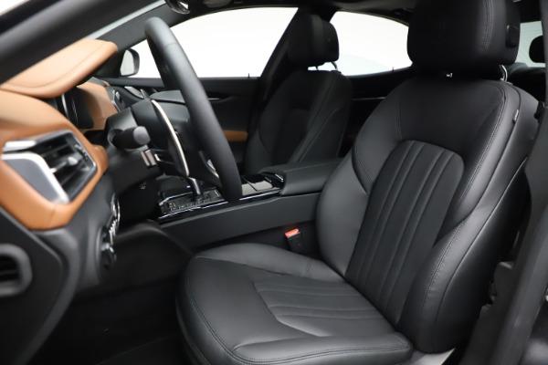 New 2021 Maserati Ghibli S Q4 for sale $90,525 at Maserati of Greenwich in Greenwich CT 06830 15