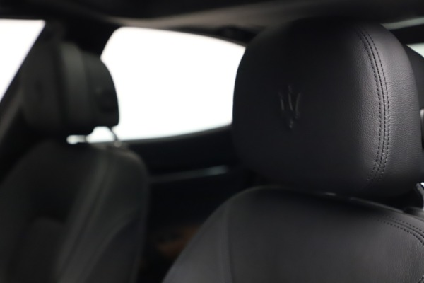 New 2021 Maserati Ghibli S Q4 for sale $90,525 at Maserati of Greenwich in Greenwich CT 06830 16