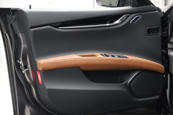 New 2021 Maserati Ghibli S Q4 for sale $90,525 at Maserati of Greenwich in Greenwich CT 06830 17