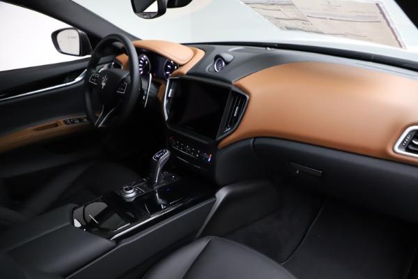 New 2021 Maserati Ghibli S Q4 for sale $90,525 at Maserati of Greenwich in Greenwich CT 06830 22