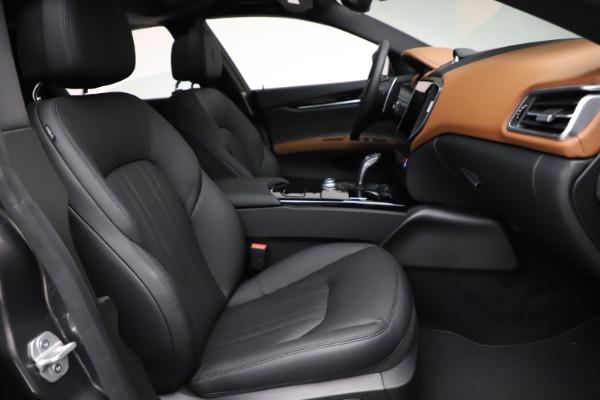 New 2021 Maserati Ghibli S Q4 for sale $90,525 at Maserati of Greenwich in Greenwich CT 06830 23