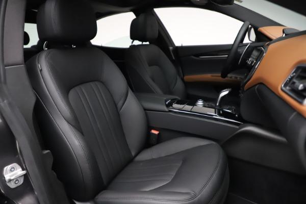 New 2021 Maserati Ghibli S Q4 for sale $90,525 at Maserati of Greenwich in Greenwich CT 06830 24