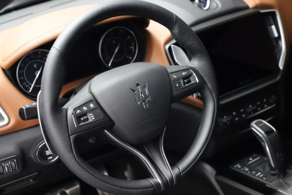 New 2021 Maserati Ghibli S Q4 for sale $90,525 at Maserati of Greenwich in Greenwich CT 06830 25