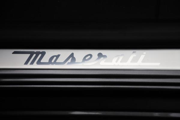 New 2021 Maserati Ghibli S Q4 for sale $90,525 at Maserati of Greenwich in Greenwich CT 06830 27