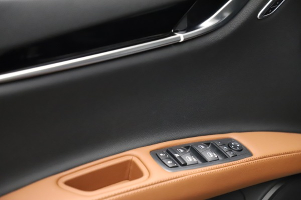 New 2021 Maserati Ghibli S Q4 for sale $90,525 at Maserati of Greenwich in Greenwich CT 06830 28