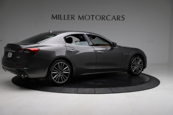 New 2021 Maserati Ghibli S Q4 for sale $90,525 at Maserati of Greenwich in Greenwich CT 06830 9