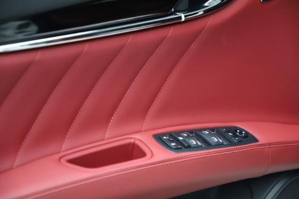 New 2021 Maserati Quattroporte S Q4 GranLusso for sale $122,349 at Maserati of Greenwich in Greenwich CT 06830 10