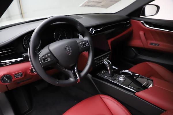 New 2021 Maserati Quattroporte S Q4 GranLusso for sale $122,349 at Maserati of Greenwich in Greenwich CT 06830 12