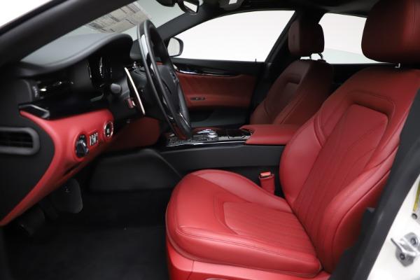 New 2021 Maserati Quattroporte S Q4 GranLusso for sale $122,349 at Maserati of Greenwich in Greenwich CT 06830 13