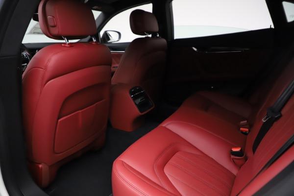New 2021 Maserati Quattroporte S Q4 GranLusso for sale $122,349 at Maserati of Greenwich in Greenwich CT 06830 20