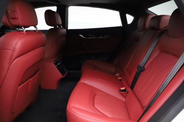 New 2021 Maserati Quattroporte S Q4 GranLusso for sale $122,349 at Maserati of Greenwich in Greenwich CT 06830 21