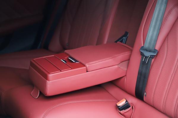 New 2021 Maserati Quattroporte S Q4 GranLusso for sale $122,349 at Maserati of Greenwich in Greenwich CT 06830 23