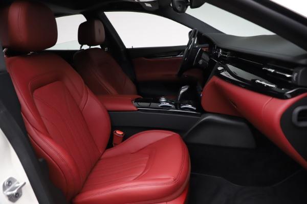 New 2021 Maserati Quattroporte S Q4 GranLusso for sale $122,349 at Maserati of Greenwich in Greenwich CT 06830 25