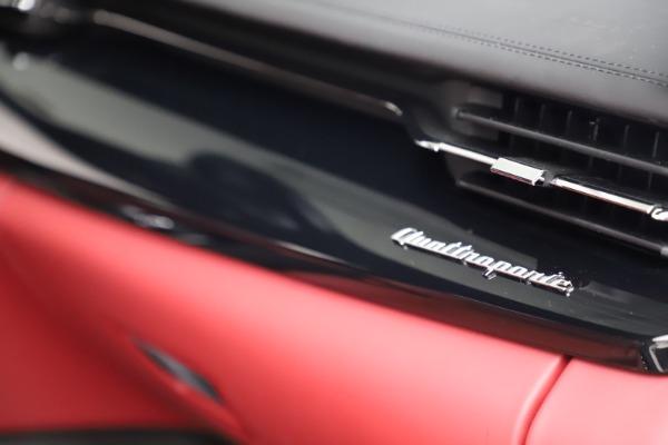 New 2021 Maserati Quattroporte S Q4 GranLusso for sale $122,349 at Maserati of Greenwich in Greenwich CT 06830 27