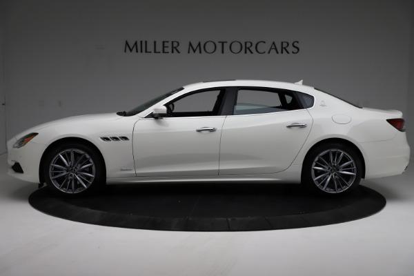 New 2021 Maserati Quattroporte S Q4 GranLusso for sale $122,349 at Maserati of Greenwich in Greenwich CT 06830 3
