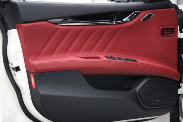 New 2021 Maserati Quattroporte S Q4 GranLusso for sale $122,349 at Maserati of Greenwich in Greenwich CT 06830 9