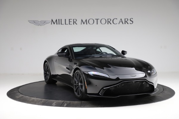 Used 2019 Aston Martin Vantage for sale $129,990 at Maserati of Greenwich in Greenwich CT 06830 10