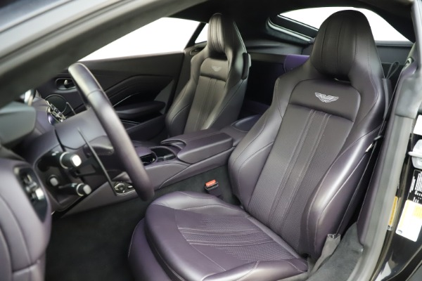 Used 2019 Aston Martin Vantage for sale $129,990 at Maserati of Greenwich in Greenwich CT 06830 14