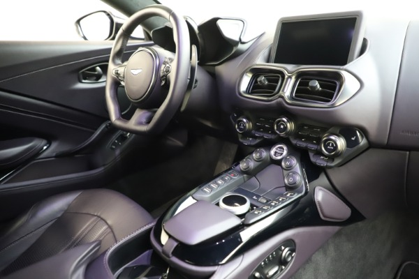 Used 2019 Aston Martin Vantage for sale $129,990 at Maserati of Greenwich in Greenwich CT 06830 16