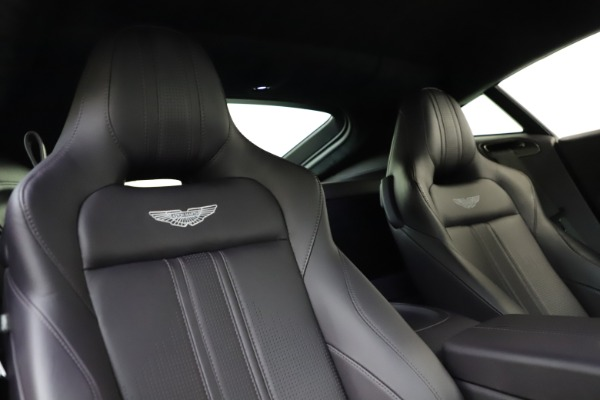 Used 2019 Aston Martin Vantage for sale $129,990 at Maserati of Greenwich in Greenwich CT 06830 17