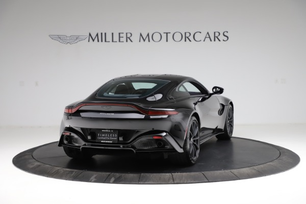Used 2019 Aston Martin Vantage for sale $129,990 at Maserati of Greenwich in Greenwich CT 06830 6