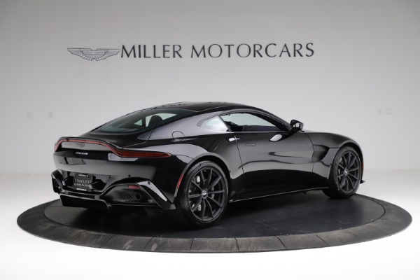 Used 2019 Aston Martin Vantage for sale $129,990 at Maserati of Greenwich in Greenwich CT 06830 7