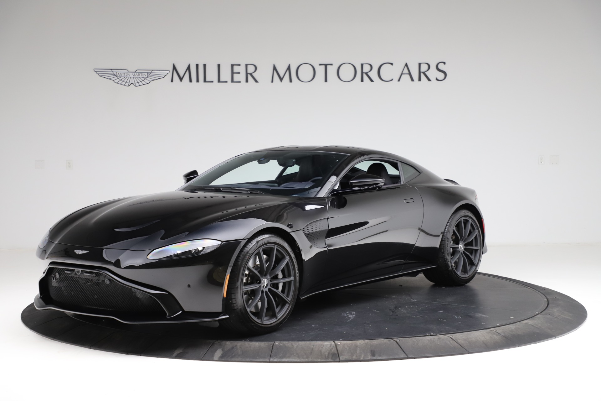 Used 2019 Aston Martin Vantage for sale $129,990 at Maserati of Greenwich in Greenwich CT 06830 1