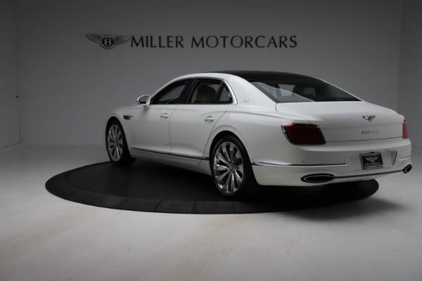 New 2021 Bentley Flying Spur W12 First Edition for sale Call for price at Maserati of Greenwich in Greenwich CT 06830 5