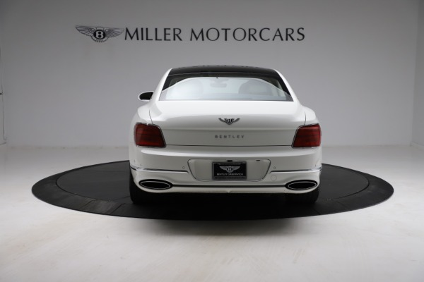New 2021 Bentley Flying Spur W12 First Edition for sale Call for price at Maserati of Greenwich in Greenwich CT 06830 6