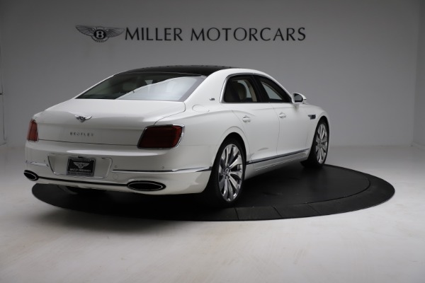 New 2021 Bentley Flying Spur W12 First Edition for sale Call for price at Maserati of Greenwich in Greenwich CT 06830 7